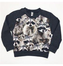 Nano Nano: Boy Raccoon Sweatshirt