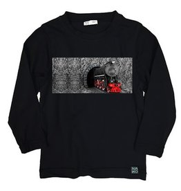 Nano Nano: Boy Train Tunnel Tee