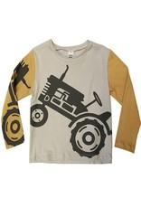 Nano Nano: Boy Tractor LS Graphic Tee