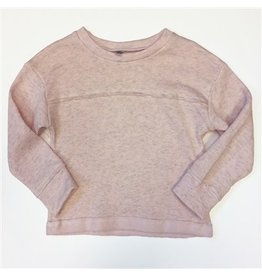 Nano Nano: Girls Pink Fleece Sweatshirt