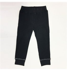 Nano Nano: Baby Boy Joggers in Black