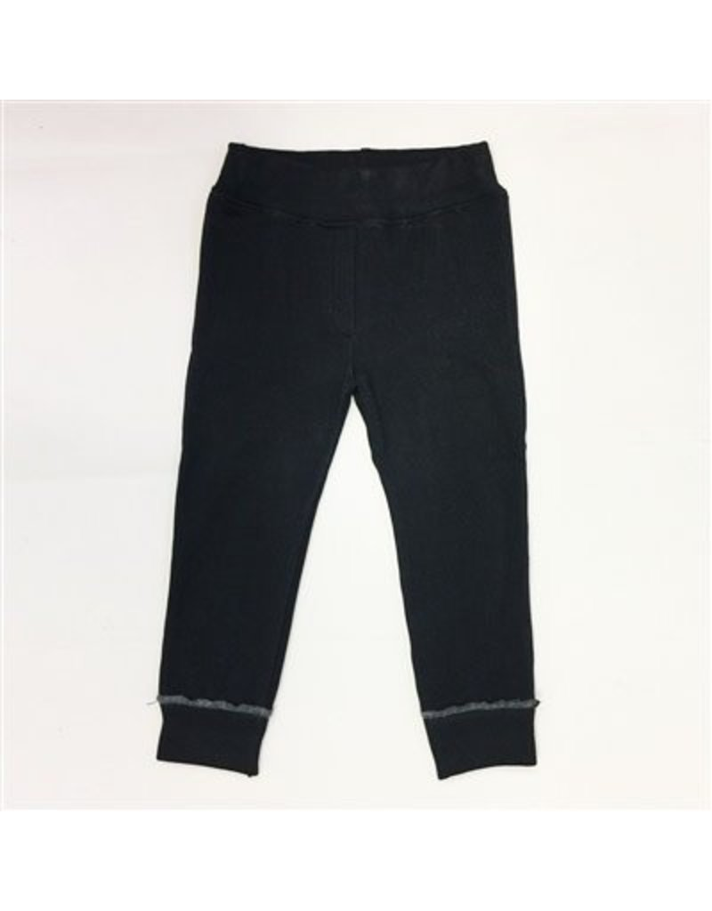 Nano Nano: Boy Joggers in Black
