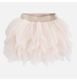 Mayoral Mayoral: Layered Tulle Skirt