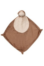Angel Dear Angel Dear Brown Monkey Blankie