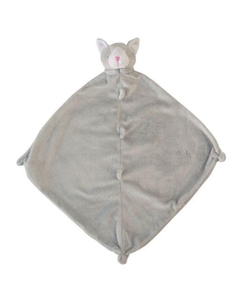 Angel Dear Angel Dear Grey Kitten Blankie