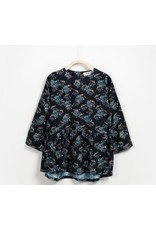 Play Up Play Up: Floral Printed Woven Tunic