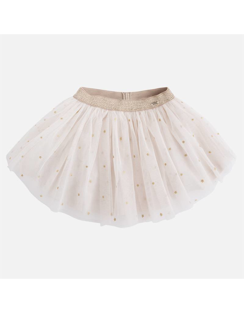 Mayoral Mayoral:  Tulle Skirt with Stars