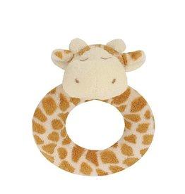 Angel Dear Angel Dear Ring Rattle: Giraffe
