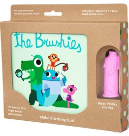 The Brushies Pinkey the Pig & The Brushies Book