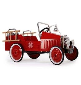 Baghera Baghera Classic Pedal Fire Truck