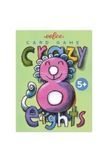 eeBoo Playing Card Set: Crazy Eights