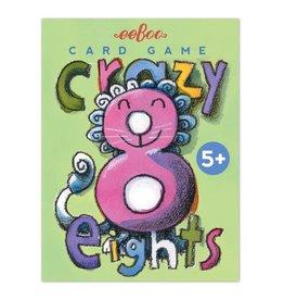 eeBoo Playing Card Set: Crazy Eights