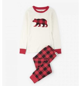 Hatley Buffalo Plaid PJ Set