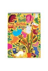 eeBoo Cats at Work Sketchbook