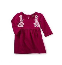 Tea Collection Alisa Embroidered Dress by Tea Collection
