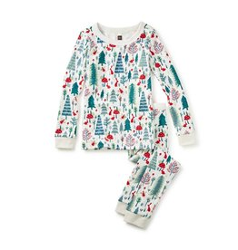 Tea Collection Maeve Two Piece Pajamas by Tea Collection