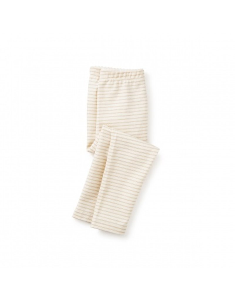 Tea Collection Sparkle Stripe Baby Leggings by Tea Collection