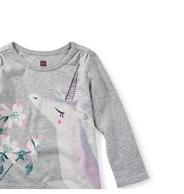 Tea Collection Unicorn Garden Graphic Tee by Tea Collection