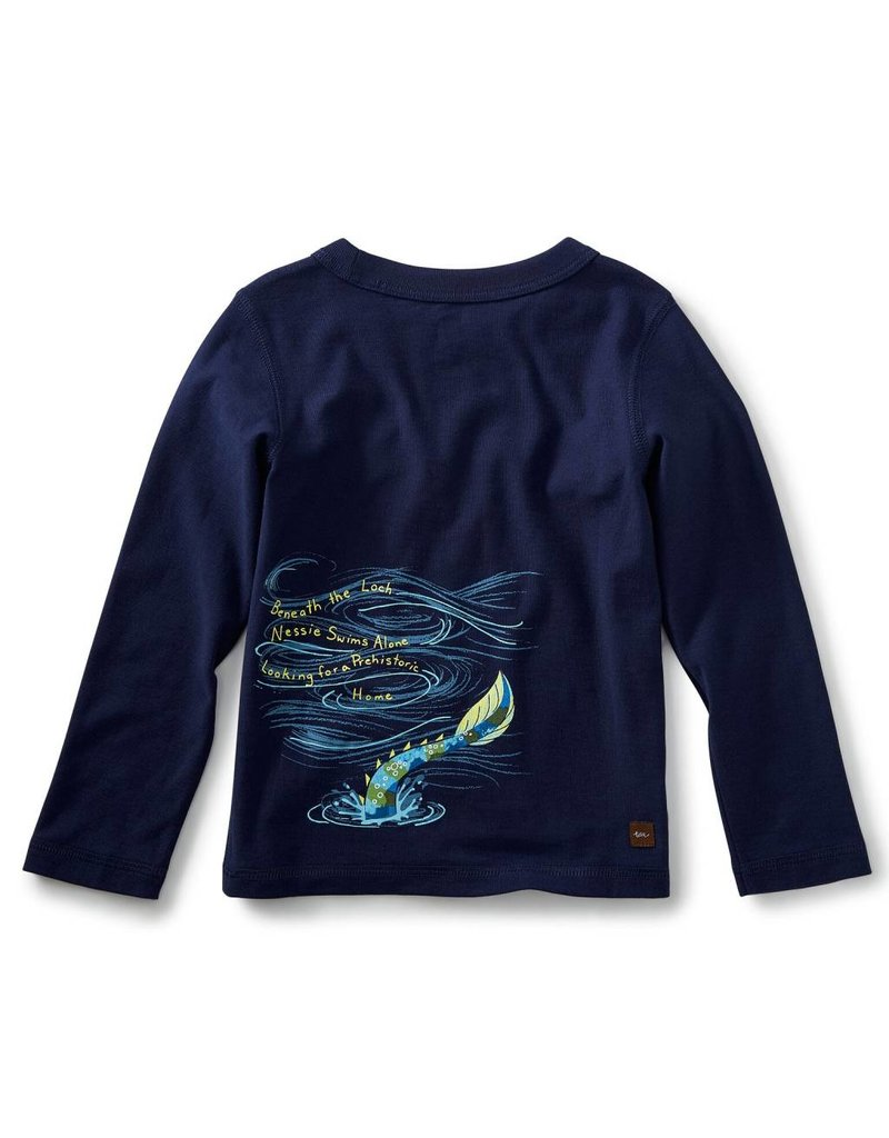 Tea Collection Loch Ness Graphic Tee by Tea Collection