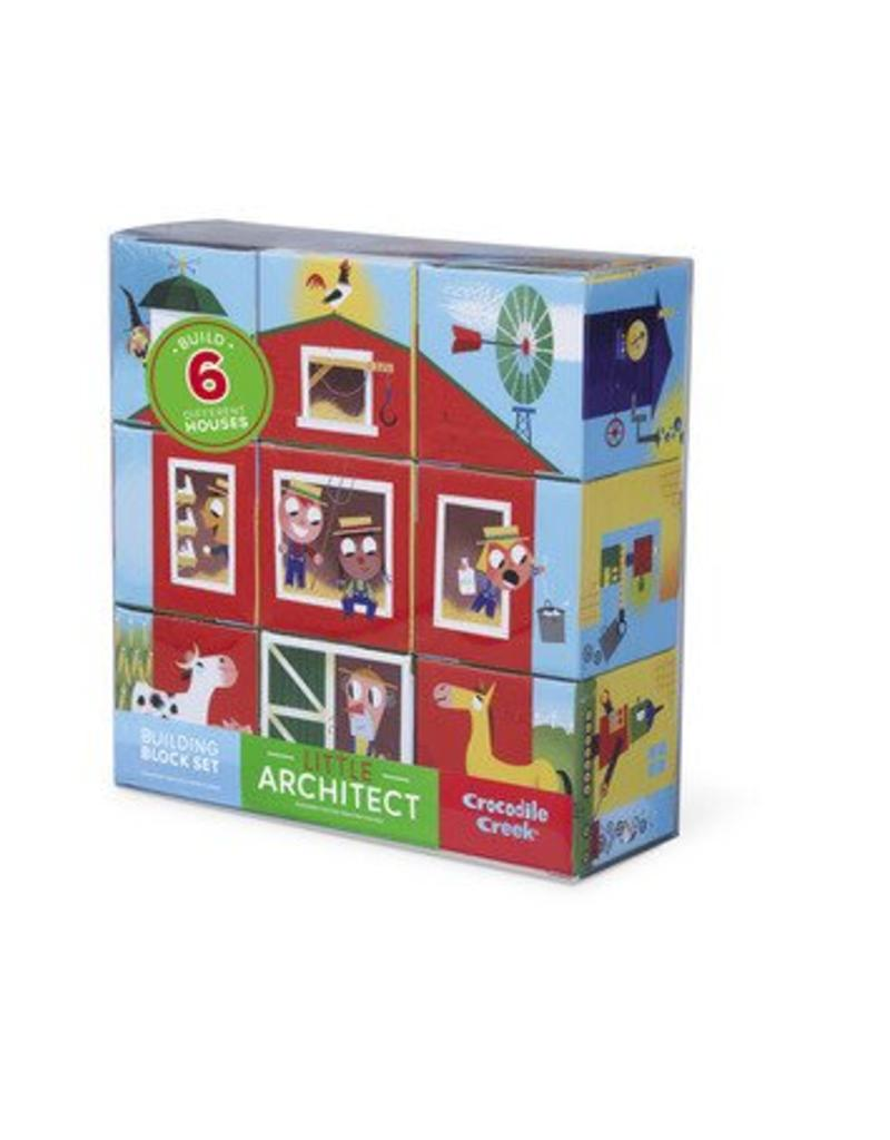 Little Architect Blocks: Barn