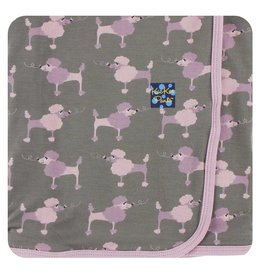 Kickee Pants Bamboo Blend Girls Swaddle by Kickee Pants