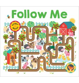Finger Mazes:  Follow Me