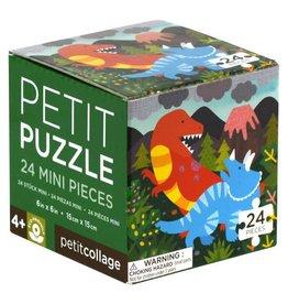 Petit Collage Petit Puzzle: Dinosaur