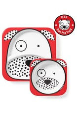 Skip*Hop Skip Hop Plate & Bowl Set: Dalmatian