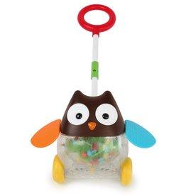 Skip*Hop Explore & More Rolling Owl Push Toy