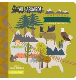 Gibbs Smith All Aboard National Parks: A Wildlife Primer