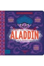 Gibbs Smith BabyLit: Aladdin and the Wonderful Lamp