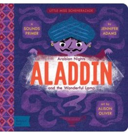 Gibbs Smith BabyLit: Aladdin and the Wonderful Lamp