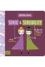 Gibbs Smith BabyLit: Sense & Sensibility