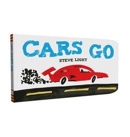 Cars Go Board Book