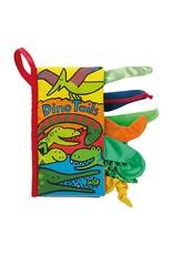 JellyCat JellyCat: Dino Tales Book