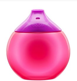 Boon Fluid Sippy Cup by Boon | Pink/Purple