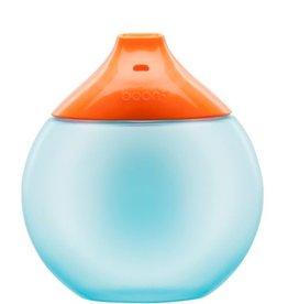 Boon Fluid Sippy Cup by Boon, Blue/Orange, 9oz