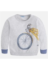 Mayoral Mayoral: Motorbike Pullover Sweater