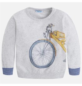 Mayoral Mayoral | Motorbike Pullover Sweater