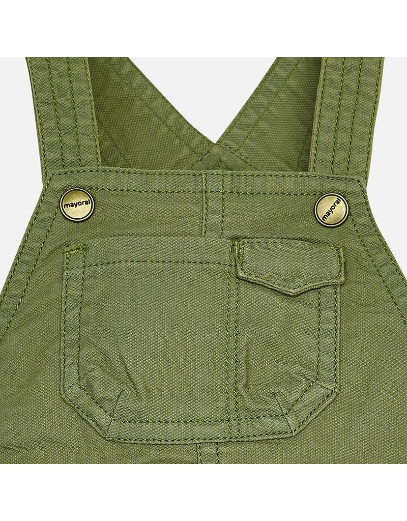 Mayoral Mayoral: Utility Baby Overalls