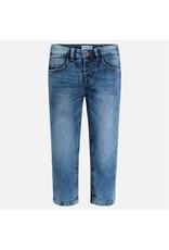 Mayoral Mayoral: Slim Fit Basic Jeans