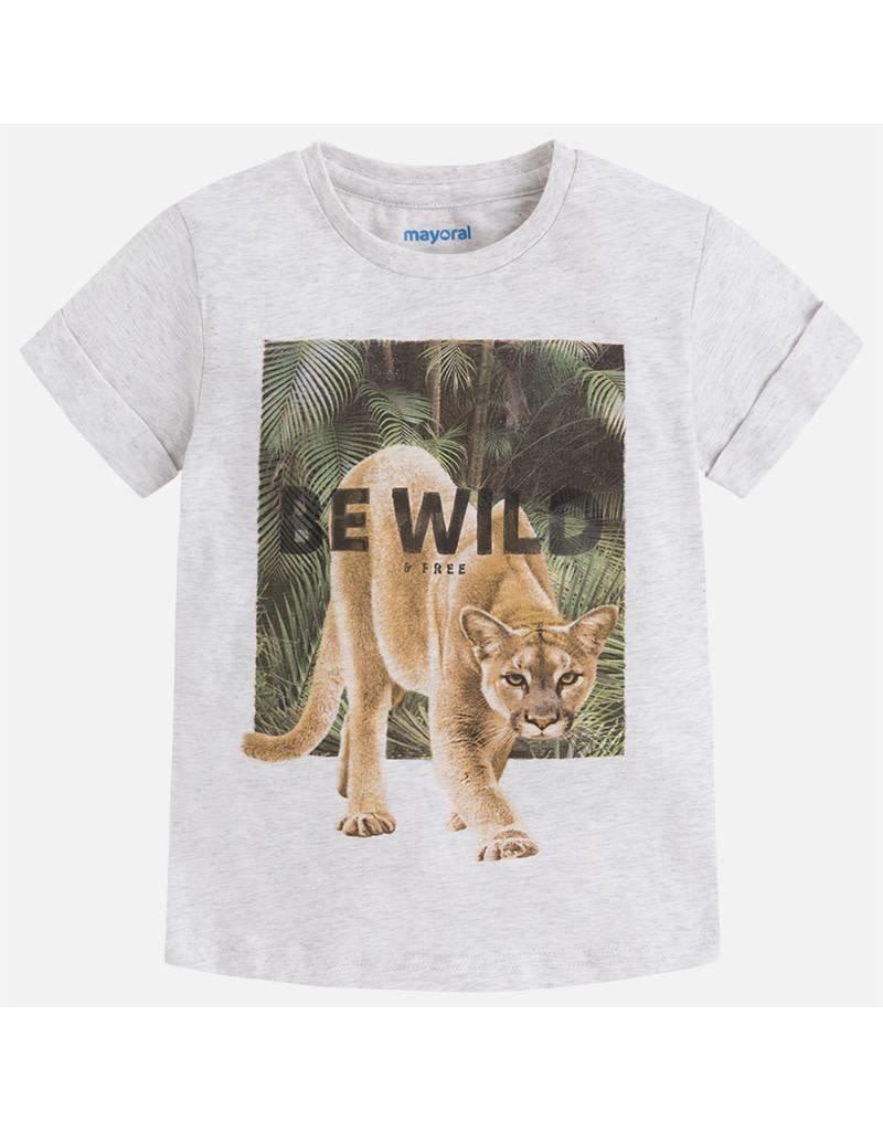 Mayoral Mayoral: Be Wild Tee