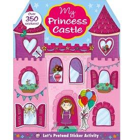 My Princess Castle Sticker Book