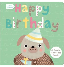 Happy Birthday Touch & Feel Board Book