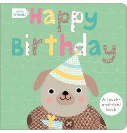 Happy Birthday Touch & Feel Board Book