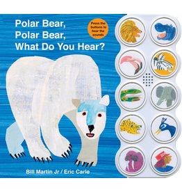Sound Book: Polar Bear, Polar Bear, What do you Hear?