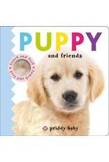 Puppy and Friends: Touch and Feel Book