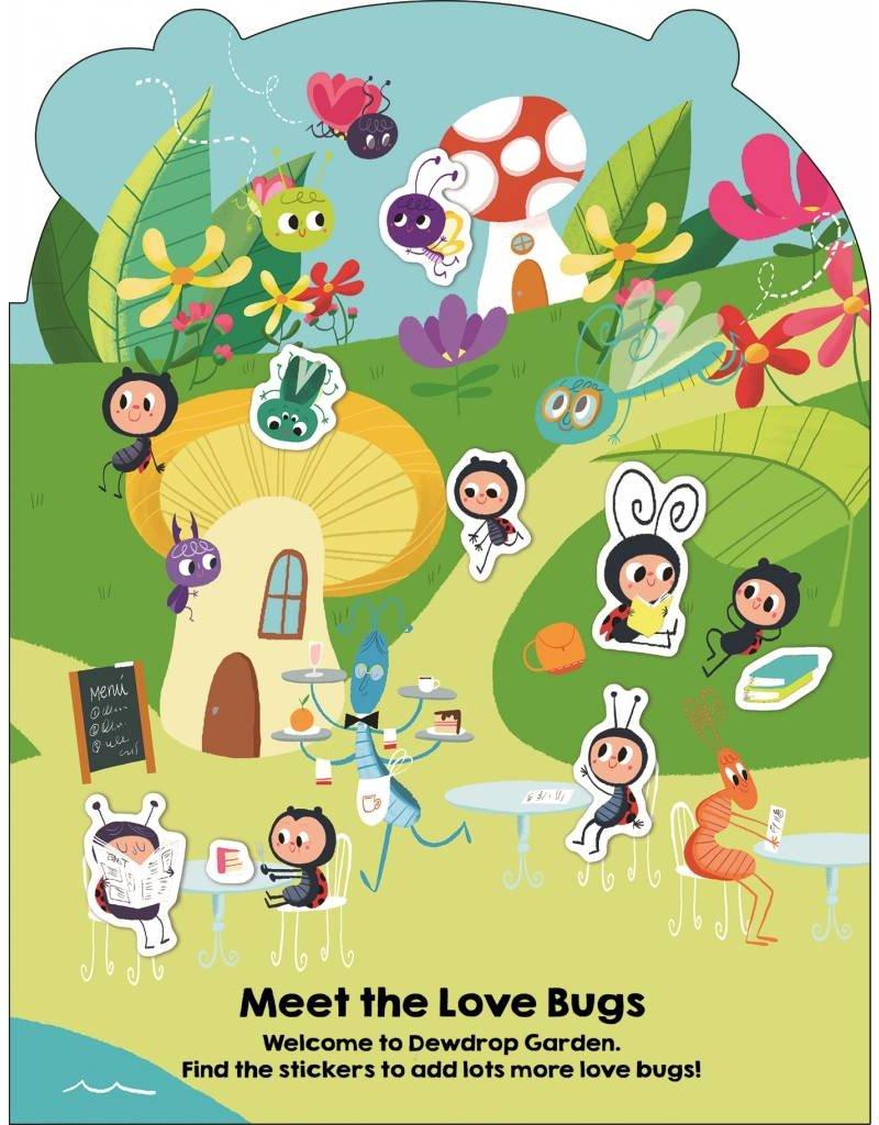 Sticker Friends: Love Bug