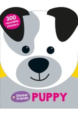 Sticker Friends:  Puppy