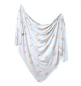 Copper Pearl Copper Pearl | Knit Blanket Swift